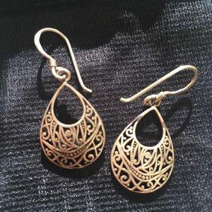 Jewelry - Handmade 925 Silver Earrings